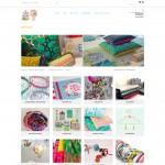 Webseite Onlineshop