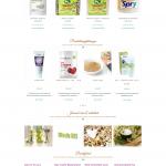 Naturprodukte-Onlineshop