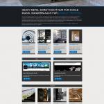 Webseite-Treppenbau