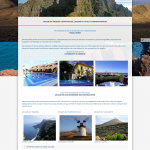 Wordpress Reisebüro Webseite